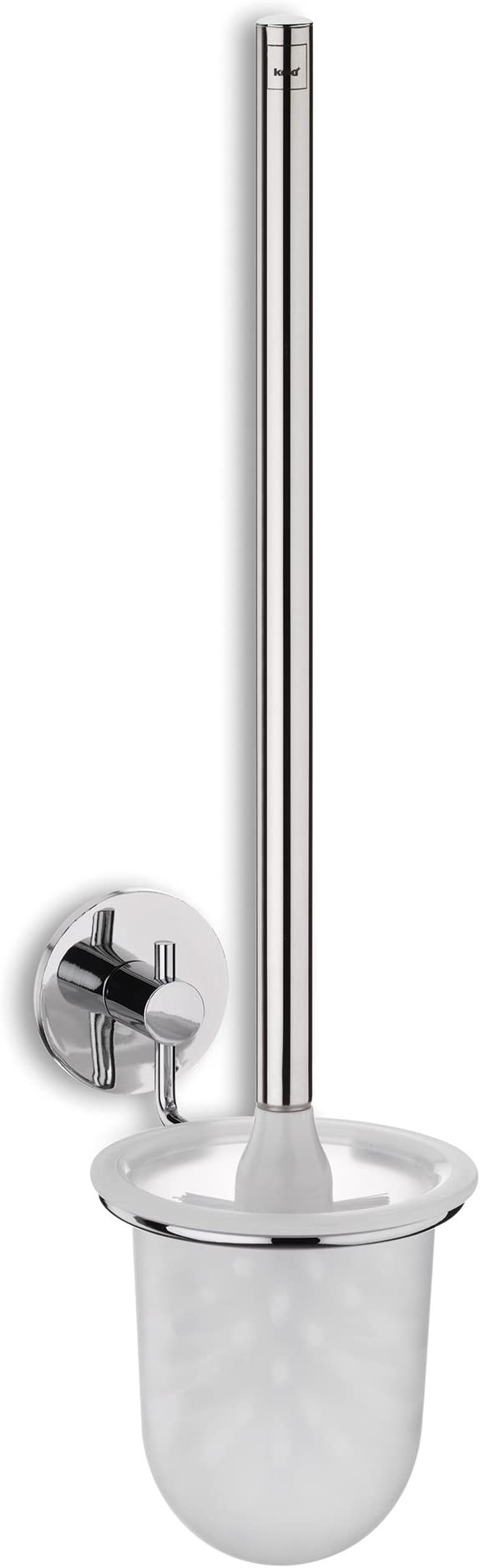 Kela WC Bürstenhalter Wandmontage Zum Kleben Quick
