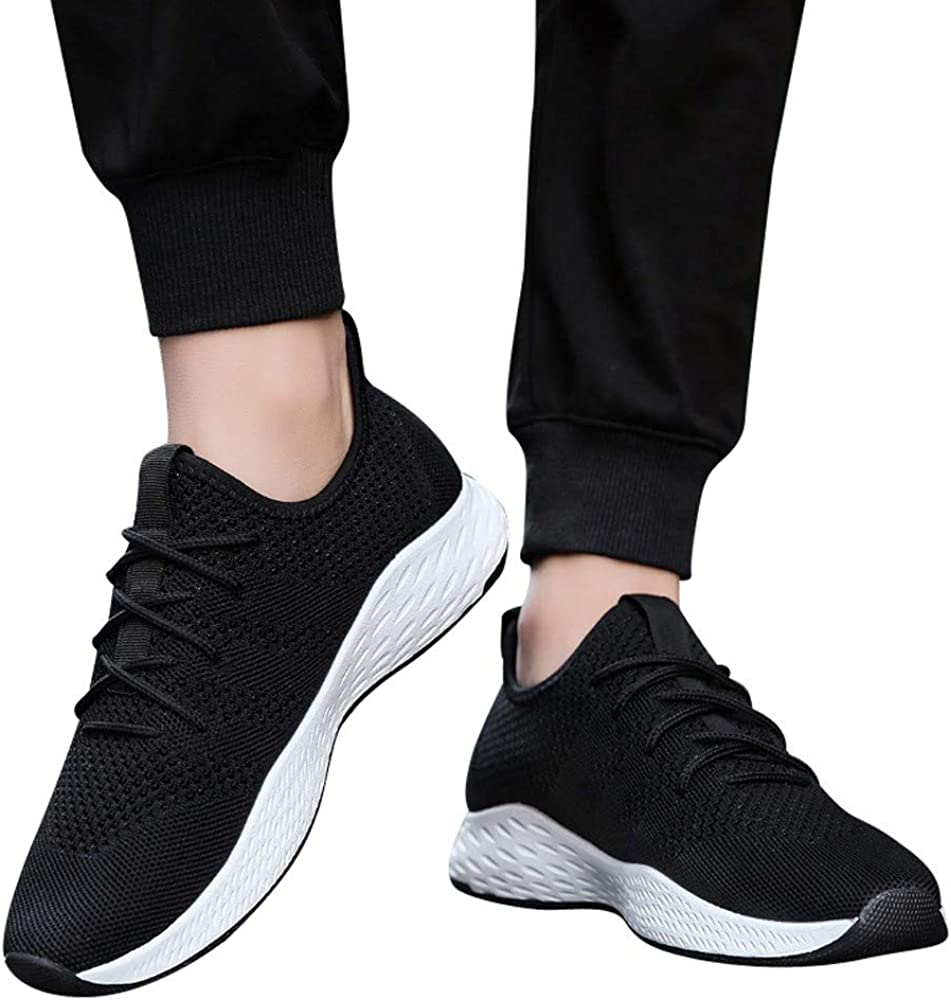 Non-Slip Soft Mesh Men Shoes