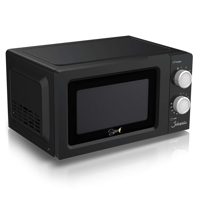Spice Jalapeno Dark Microondas Microwave 20 litros descongelación rápida