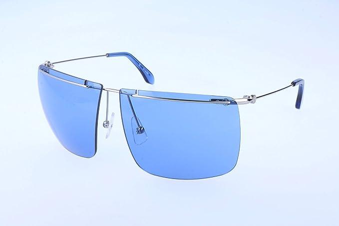 Calvin Klein Ok Gafas de sol, Plateado (Silver), 62.0 para ...