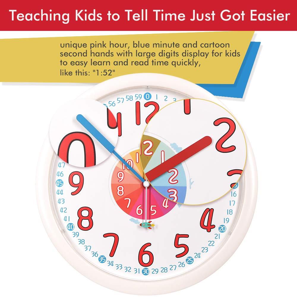 Just Hands Wall Clock Topsimages