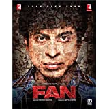 FAN (2016) 2 DISC BLU RAY ALL REGIONS WITH ENGLISH SUBTITLES(Cyber Monday)