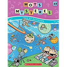 Mots mystères n° 33