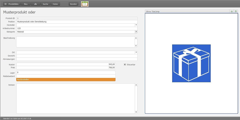 A-0-2 Faktura Rechnungen Kundenverwaltung Software CD-ROM (keine ...