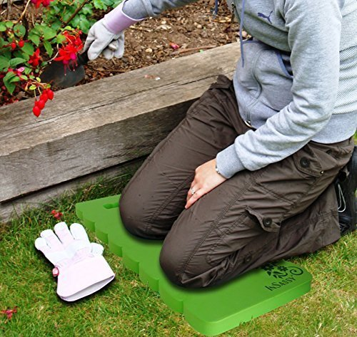 Amazoncom InSassy TM Garden Kneeler Wave Pad High Density