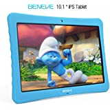 BOGO! 10 inch Kid Tablet, 1080p Full HD Display Android 7.0,2GB+32 GB,Dual Camera Front 2MP+ Rear 5MP,Bluetooth and WiFi W/Kid-Proof Case