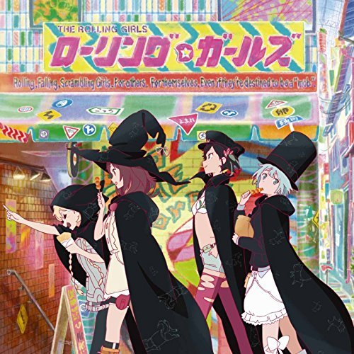 Animation Soundtrack (Masaru Yokoyama) - The Rolling Girls (Anime) Original Soundtrack [Japan CD] PCCG-1452 by ANIMATION(CD) (2015-03-18)