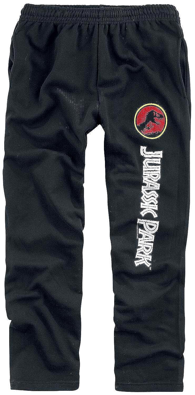 Unbekannt Jurassic Park Logo Trainingshose schwarz