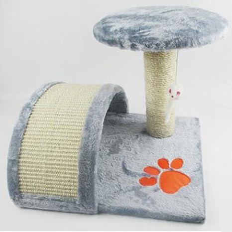 Bcrbcr55 Pet Suministros Esponjoso Gato Escalada Gato De ...