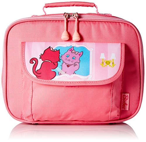 bixbee-kids-pink-kitty-insulated-lunch-box