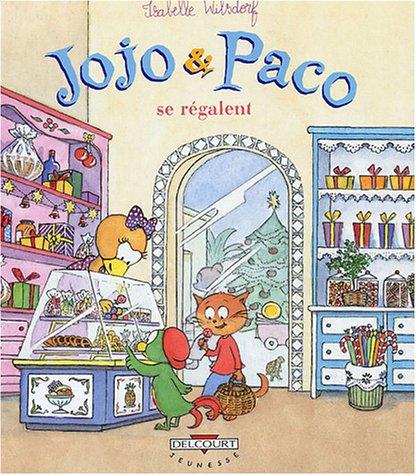 Jojo et Paco : Jojo et Paco se régalent