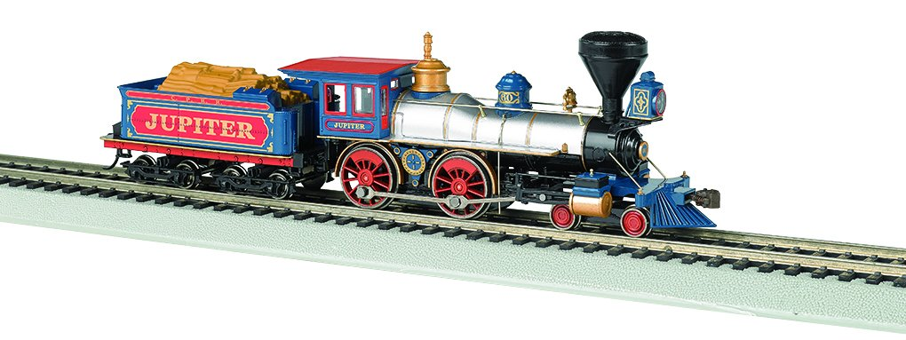 Bachmann Industries 4-4-0 American Steam DCC