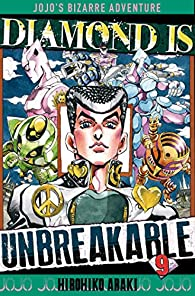 Jojo's - Diamond is unbreakable, tome 9 par Hirohiko Araki