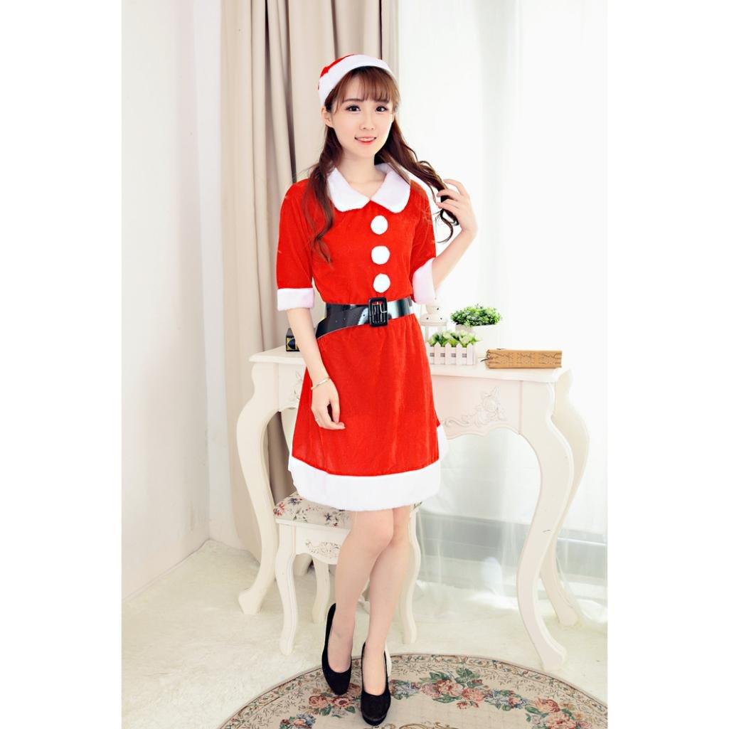 1221151c55 Amazon.com  Han Shi Christmas Dress
