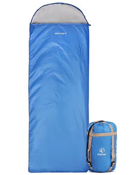 half off 48c5b bcbbd Amazon.com : REDCAMP Ultra Lightweight Sleeping Bag for ...