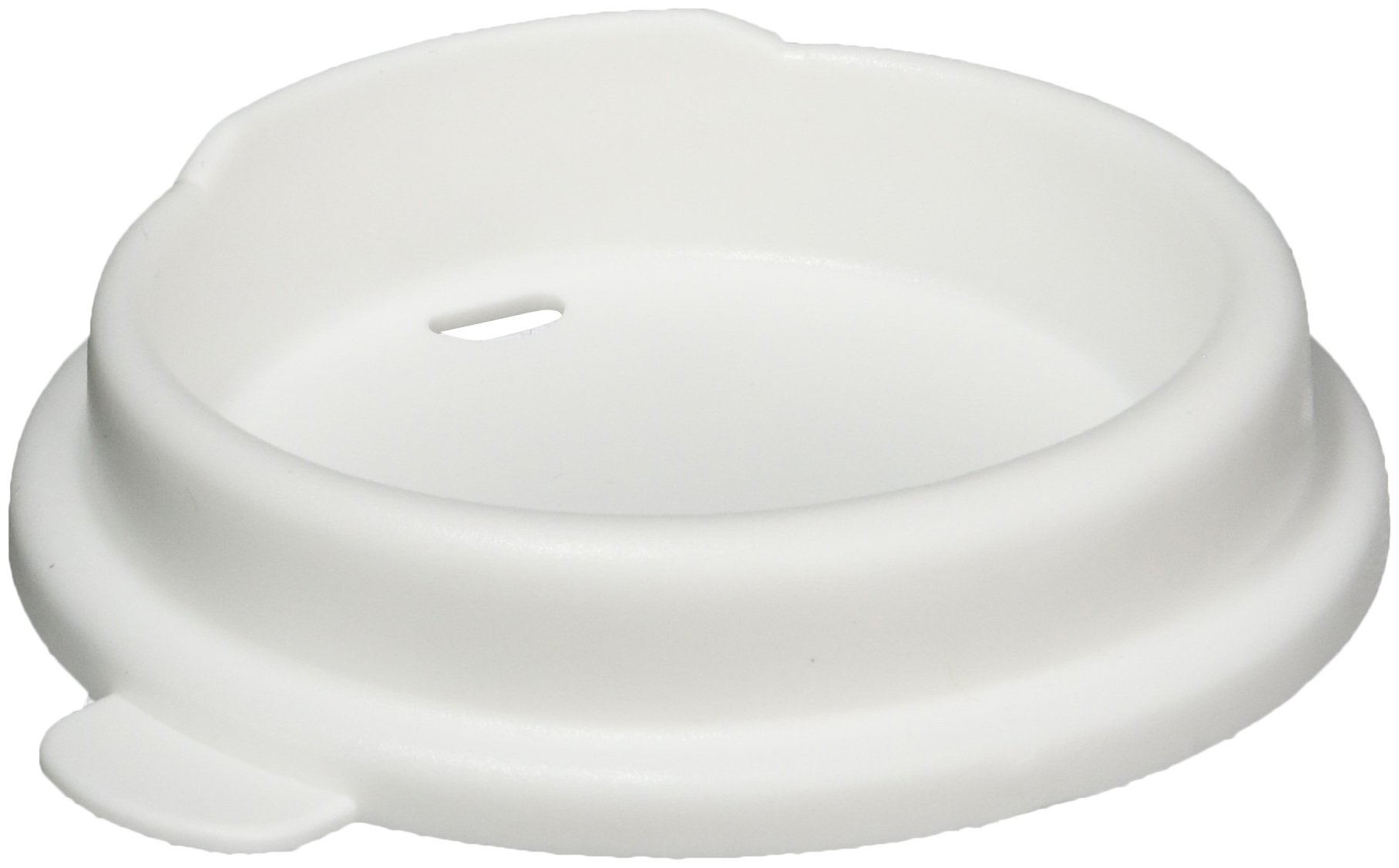 Sammons Preston Mug/Tumbler Lids, Package of 6, Drinking Aid Regulates Flow of Liquid to Prevent Splashes & Spills