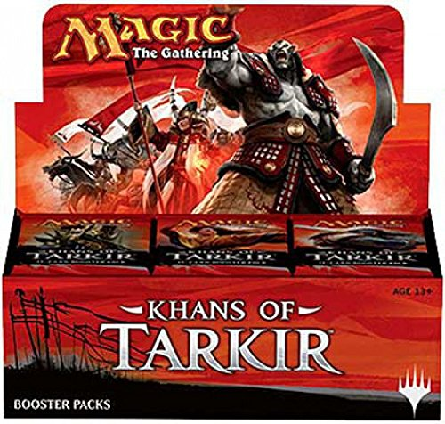 Khans of Tarkir - Magic the Gathering Sealed Booster Box (MTG) (36 Packs) (Fate Reforged Booster Box)