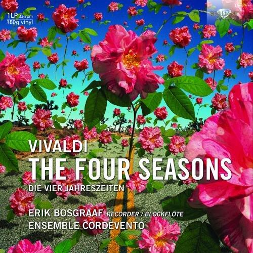 Vinilo : ERIC BOSGRAAF - CORDEVENTO - Vivaldi: 4 Seasons (LP Vinyl)