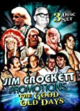 Jim Crockett Promotions - The Good Old Days DVD Set