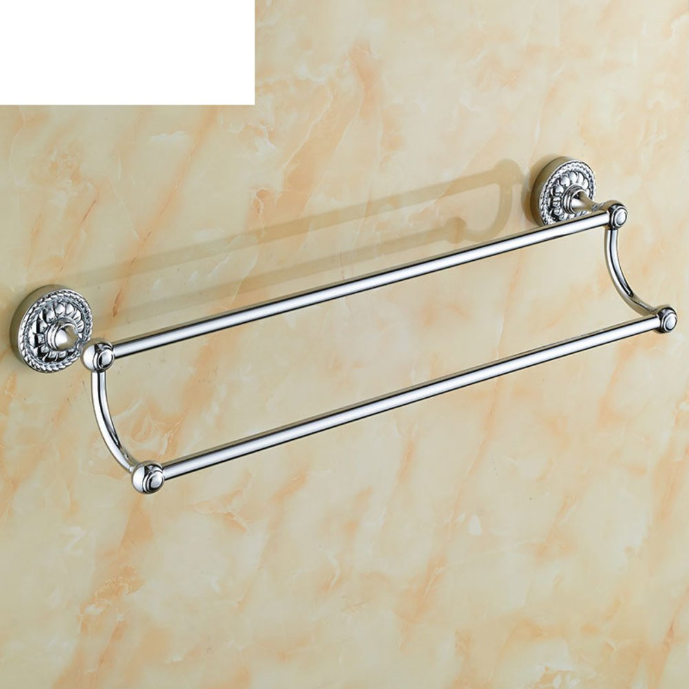on sale Copper Towel Bar/Golden towel rod/Bathroom antique pendant/Wall mounted Towel rack/metal style Towel rack-B