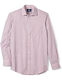 Men's Classic Fit Supima Cotton Dress Casual Shirt (Discontinued Patterns)