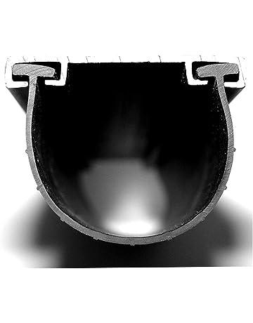a3326de3fa Garage Door Bottom Weather Seal T-Style 3 3 4 Wide 5 1