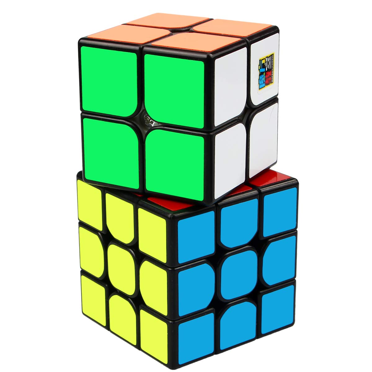 Magic Cube Set of 2x2x2 3x3x3 Smooth Twist Cube 3D Puzzle Game Aiduy Speed Cube Set