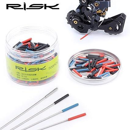 Brake Cable Cap End Tip Caps Bicycle Derailleur Cover Shift Cables Accessories