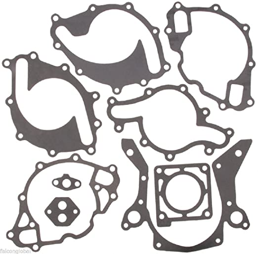 Amazon Com 1996 01 Ford 302 5 0l Engine Rebuild Kit Rings