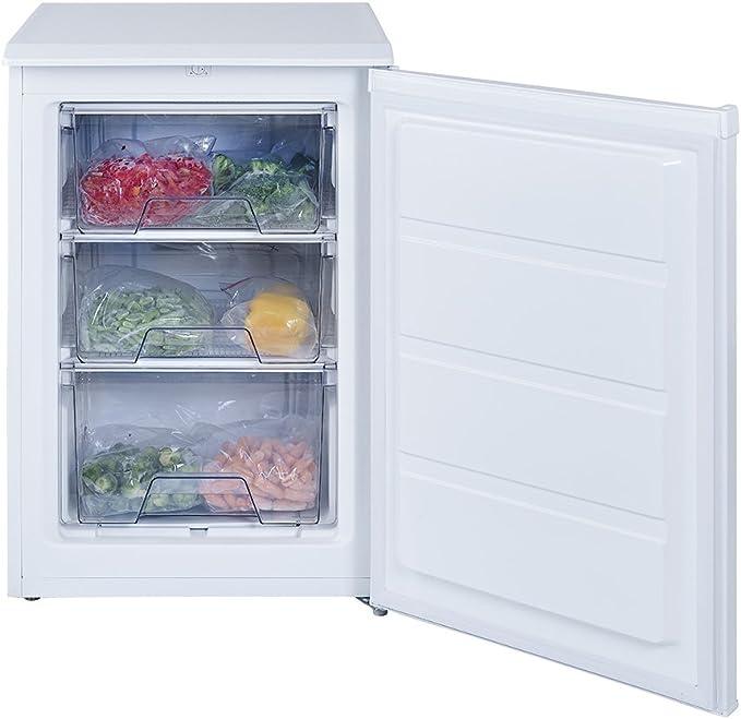 Teka TG1 80 - Congelador (Termostato regulable, Tres cajones, Una ...