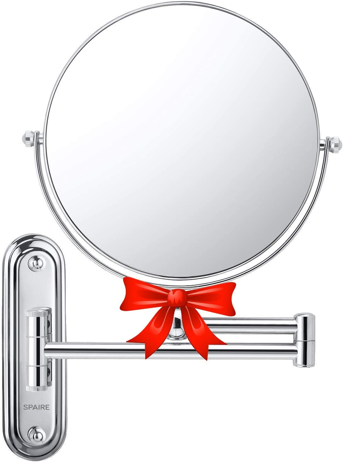 Spaire 7X Non-Lighted Wall Mounted Makeup Mirror Reviews