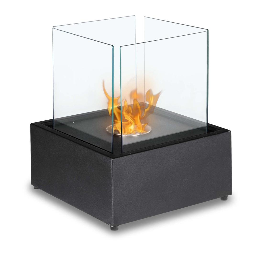 Ignis Cube XL Tabletop Ventless Ethanol Fireplace by Ignis Products