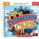 Clothespin Cars (Chicken Socks)