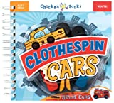 Clothespin Cars (Chicken Socks)
