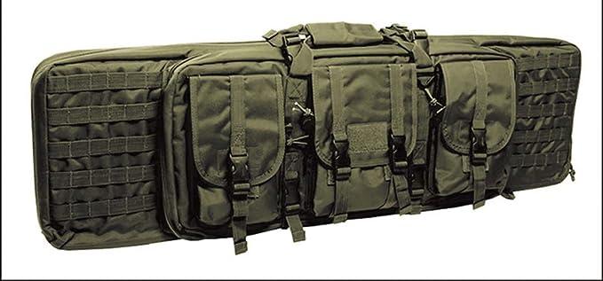 MILTEC rifle case tactique rembourré pistolet molle air soft tir chasse