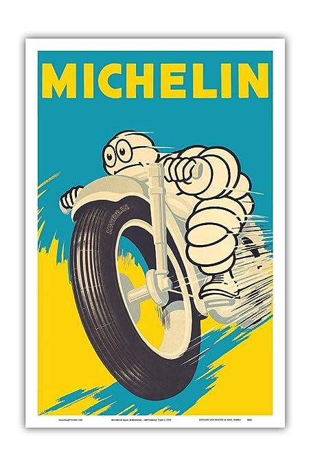 Pacifica Island Art Hombre de Michelin (Bibendum)-Neumáticos ...