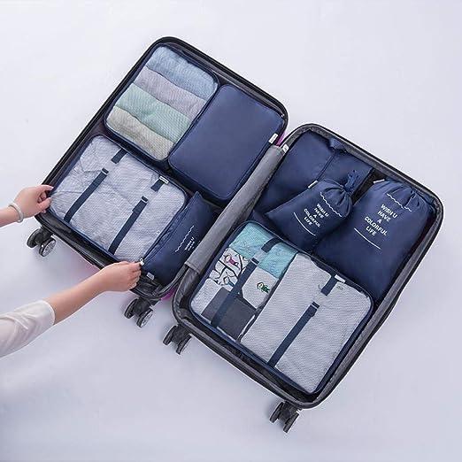 RUNI MO - Bolsa de almacenamiento de viaje para guardar ...