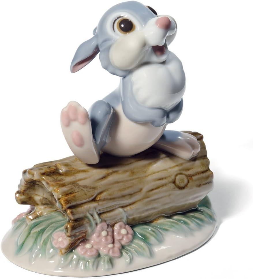 Figura de Porcelana Tambor de la Colección Disney de Porcelana Nao