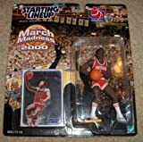 ncaa 2000 - 2000 Isiah Thomas NCAA March Madness Starting Lineup Figure
