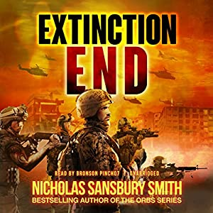 Extinction End Audiobook