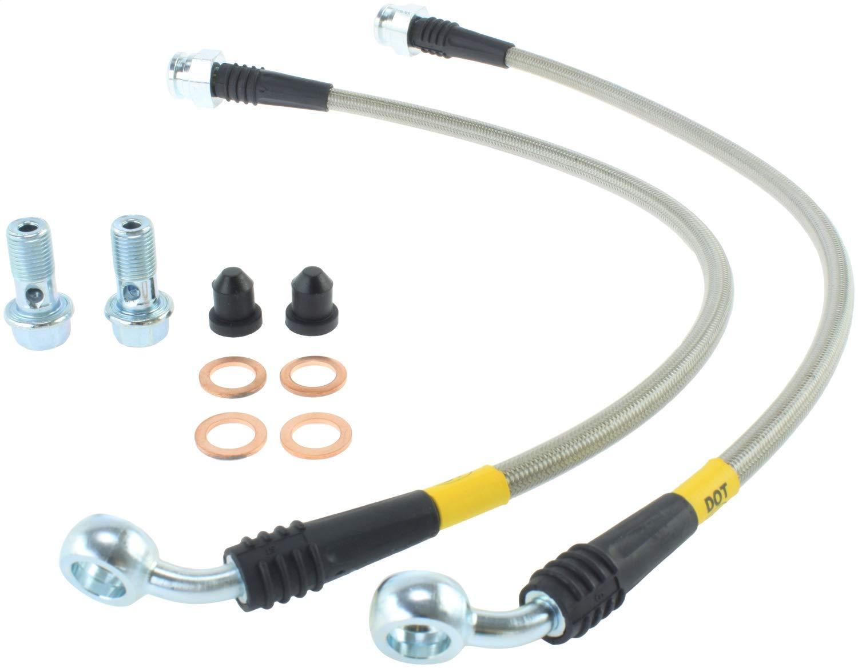 StopTech (950.51501) Brake Line Kit, Stainless Steel