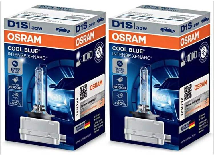 2 Stück Osram D1s 66140cbi Xenon Brenner Lampe Auto