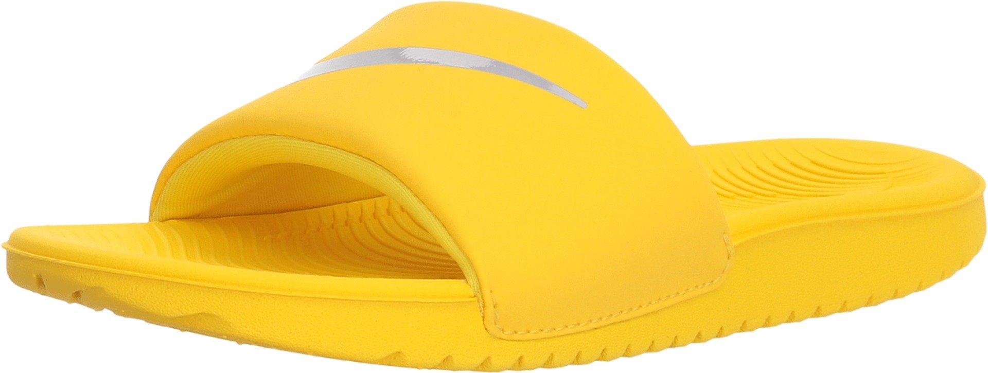 34ca2d491bb01 Galleon - Nike Boys  Kawa Slide (GS PS) Athletic Sandal