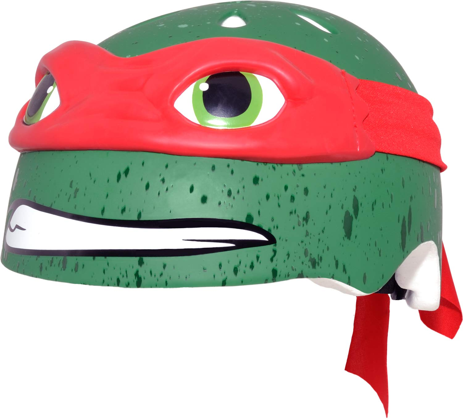 Teenage Mutant Ninja Turtle Youth Raphael Helmet, Red