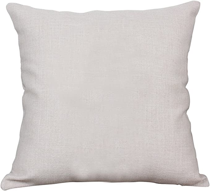 Kacopol Woodland Style Mignon Cartoon Bear /& Mountain Throw Pillow Cover Cotton 18