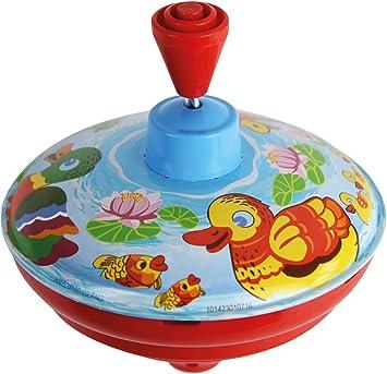 Bolz 52410 peonza - Peonzas (Pump Spinning Top, Multicolor, 1,5 ...