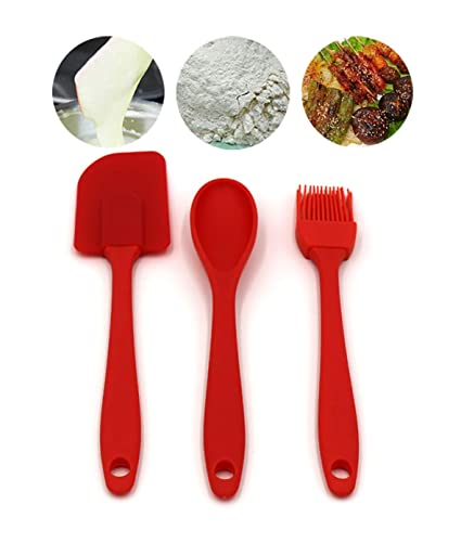Amazon com: Silicone Home Kitchen Supplies Utensil Set Gift Sets