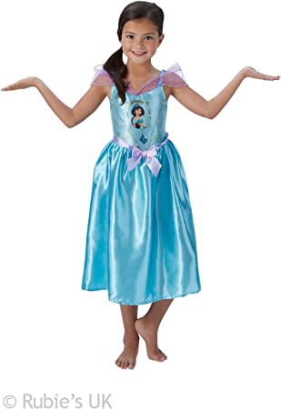 Rubies - Disfraz Oficial de Jasmine para niña, diseño de Princesa ...