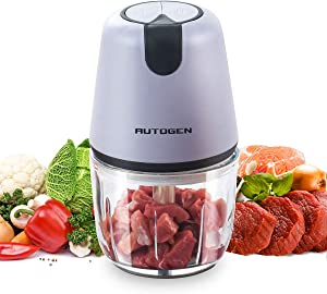 Wireless Mini Food Processor Portable Food Chopper 300ml Baby Food Maker Small Cordless Food Processor Blender Multifunctional Food Chopper Grinder For Garlic Veggie,Dicing, Mincing & Puree