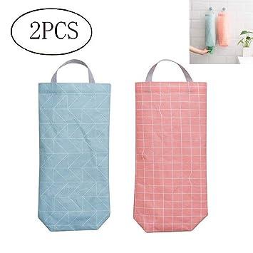 ounona 2pcs soporte bolsa de plástico Impermeable montaje a ...